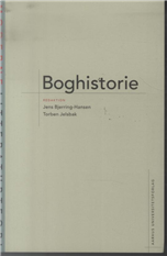 Image of   Boghistorie (Bog)