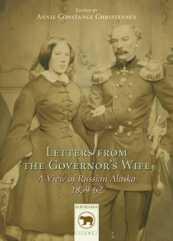 Image of Letters from the governors wife (Bog)