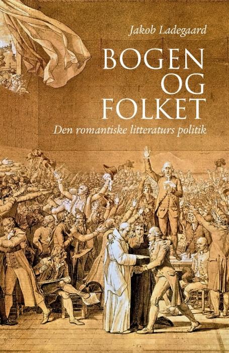 Image of   Bogen og folket (Bog)