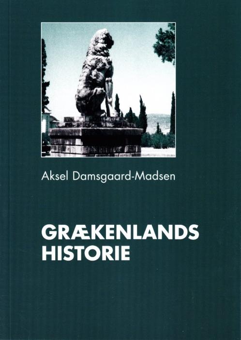 Image of Grækenlands historie (Bog)