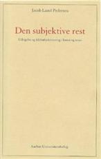Den subjektive rest (Bog)