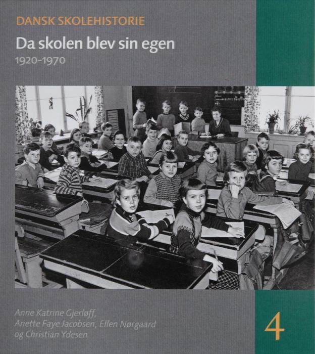 Image of Da skolen blev sin egen (Bog)