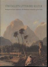 Image of   1700-tallets litterære kultur (Bog)