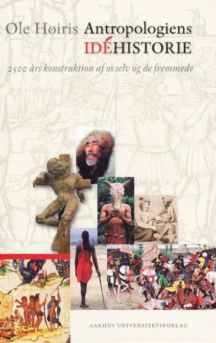 Image of   Antropologiens idéhistorie (Bog)