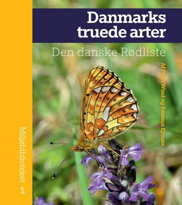 Image of   Danmarks truede arter (Bog)