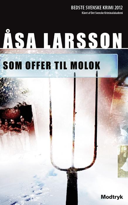 Image of Som offer til Molok (Bog)