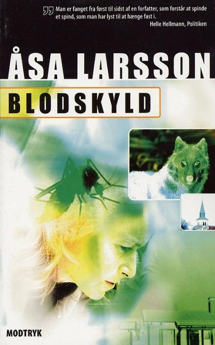 Image of Blodskyld (Bog)