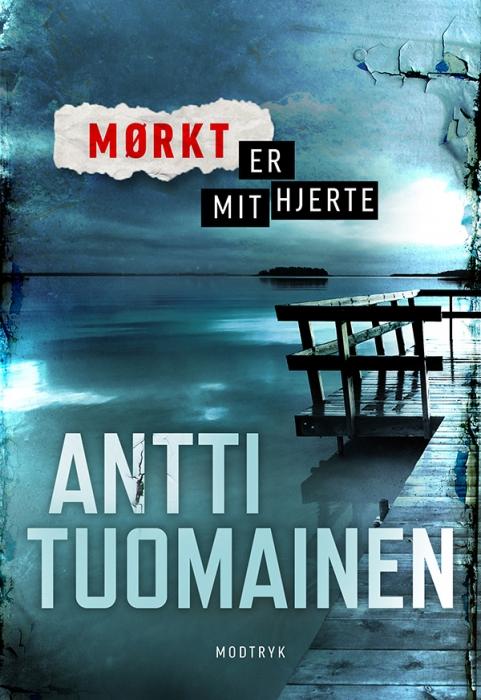 Image of Mørkt er mit hjerte (Bog)