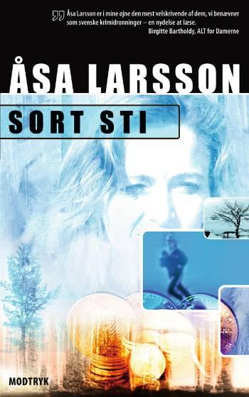 Image of Sort sti (Bog)