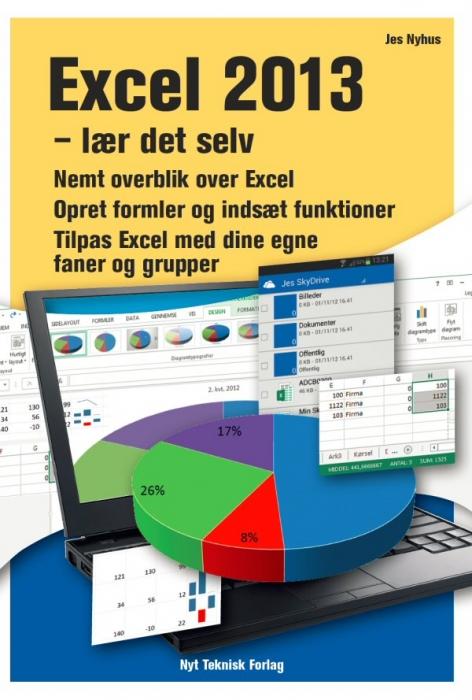 Image of   Excel 2013 (Bog)