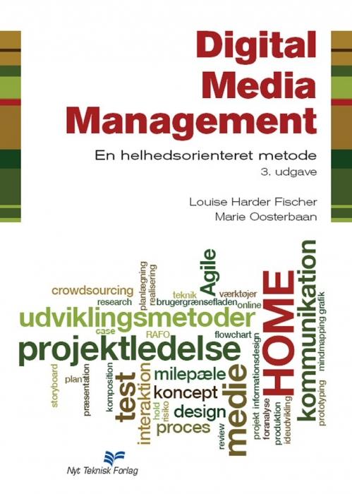 Digital Media Management (Bog)