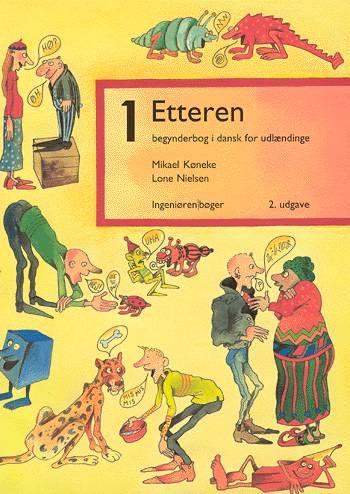 Image of   1 - etteren (Bog)