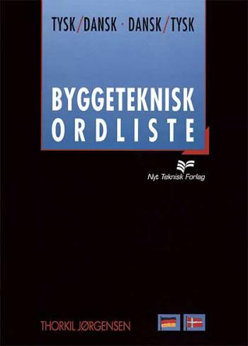 Image of   Byggeteknisk ordliste (Bog)