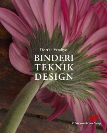 Image of   Binderi, teknik, design (Bog)