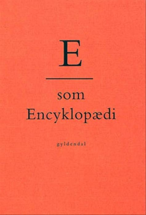 E som Encyklopædi (Bog)