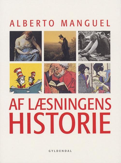 Image of   Af læsningens historie (Bog)