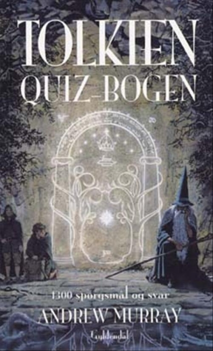 Image of Tolkien Quiz-bogen (Bog)