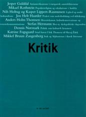 Kritik, 40. årgang, nr. 184 (Bog)