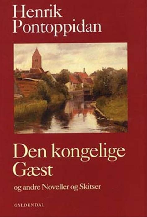 Den kongelige Gæst (Bog)
