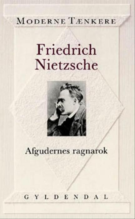 Image of   Afgudernes ragnarok (Bog)