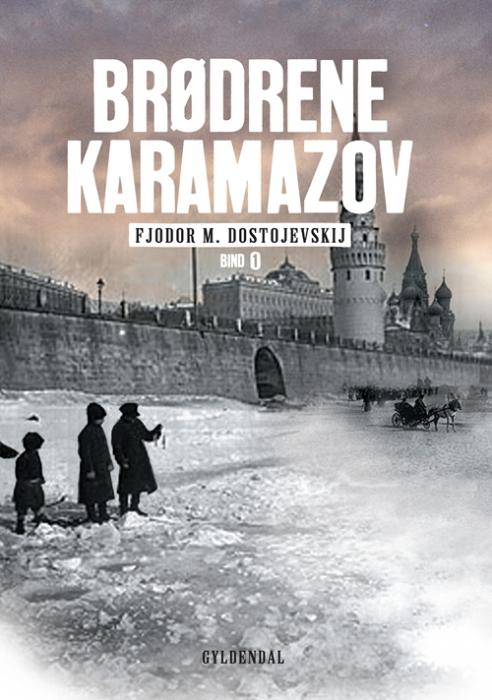 Brødrene Karamazov 1-2 (Bog)