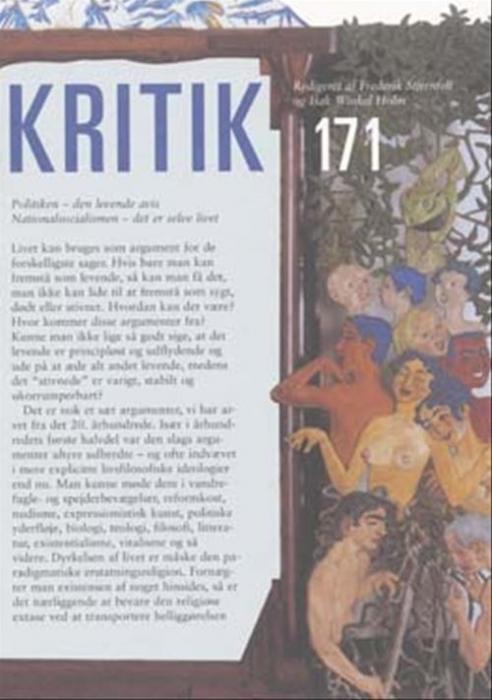Kritik nr. 171 (Bog)