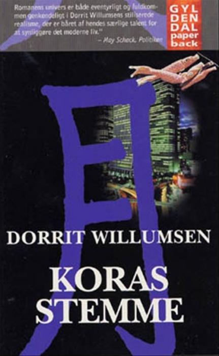 Image of   Koras stemme (Bog)