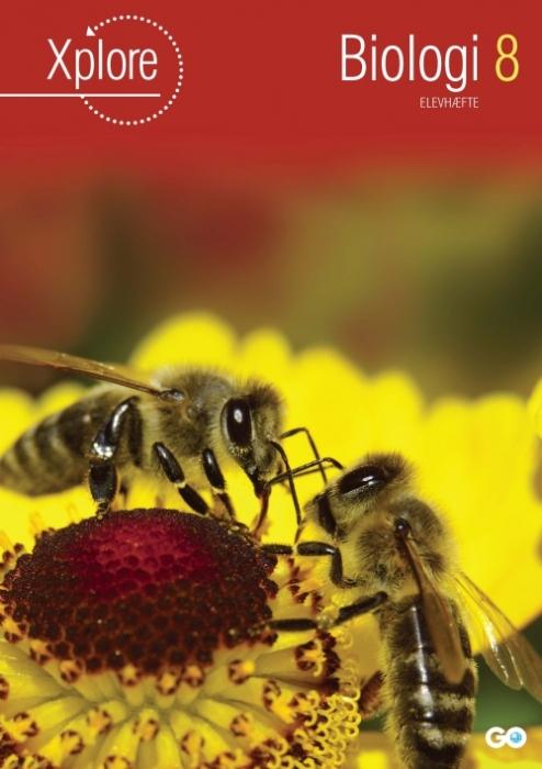 Xplore Biologi 8 Elevhæfte - Pakke á 25 stk. (Bog)