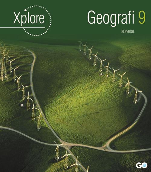 Xplore Geografi 9 Elevhæfte - Pakke a 25 stk. (Bog)