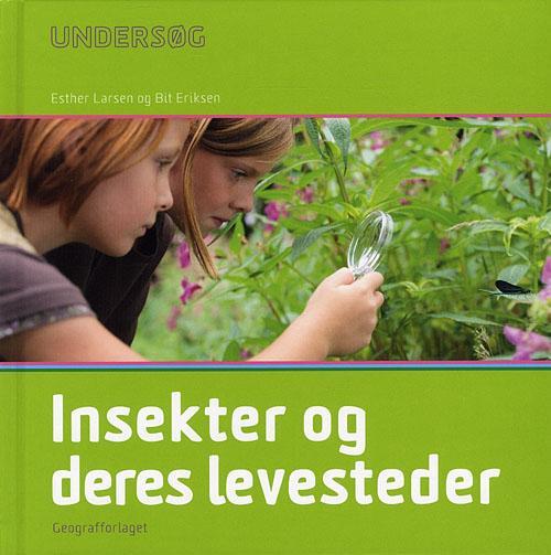 Undersøg Insekter og deres levesteder (Bog)