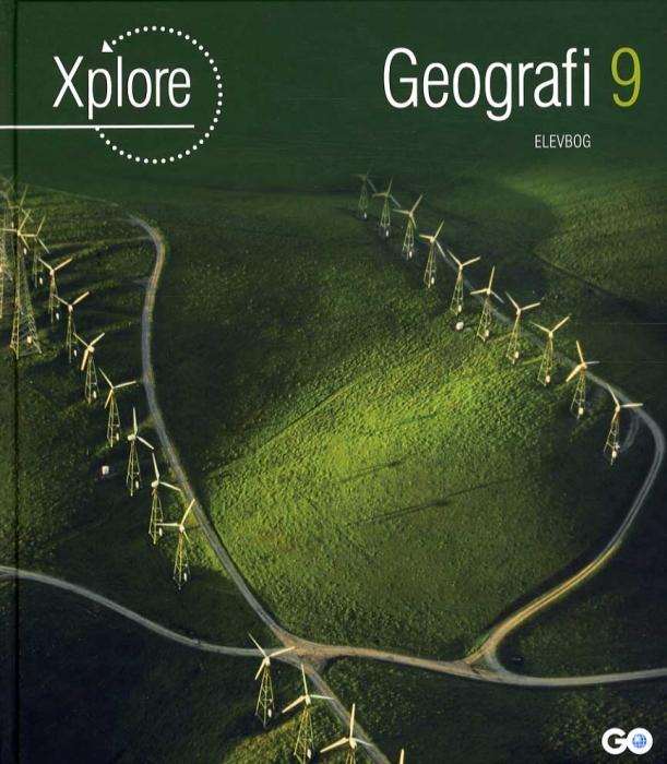 Xplore Geografi 9 Elevbog (Bog)