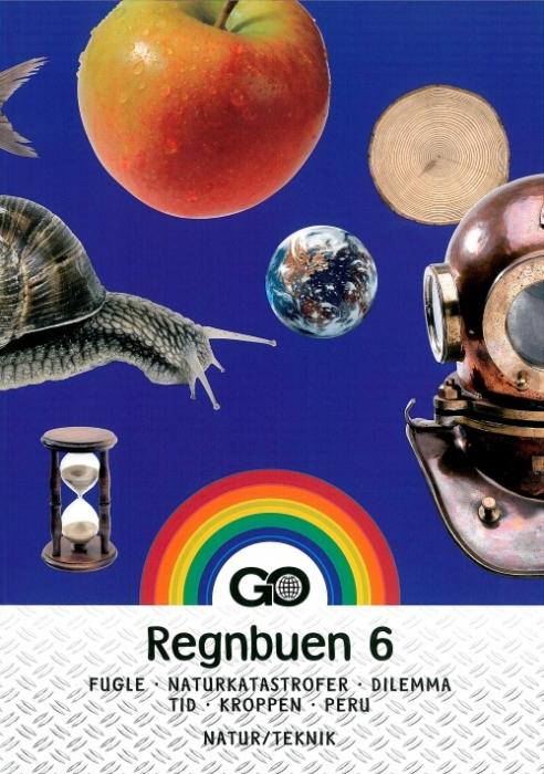 Regnbuen 6 - Lærerhåndbog (Bog)