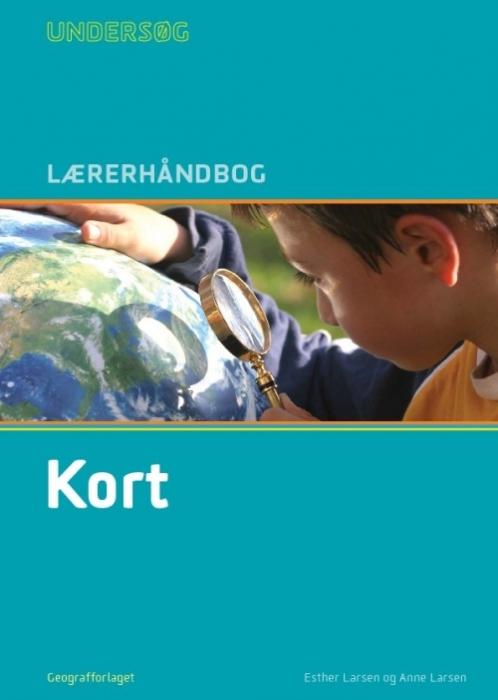 Image of Undersøg Kort - Lærerhåndbog (Bog)