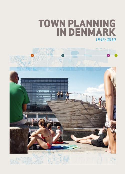 Town Planning in Denmark (Bog)