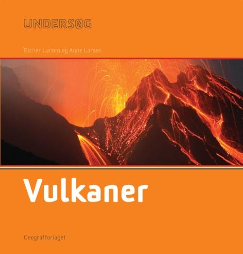 Undersøg Vulkaner (Bog)
