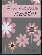 Til min fantastiske søster (Bog)