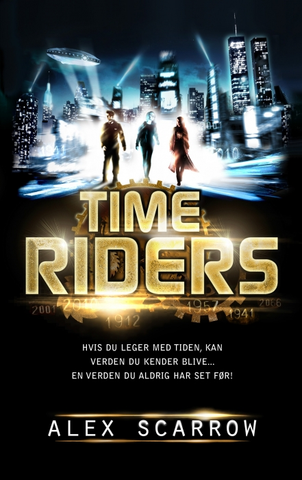 Image of Time Riders (Bog)