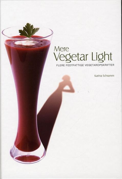 Mere Vegetar Light (Bog)