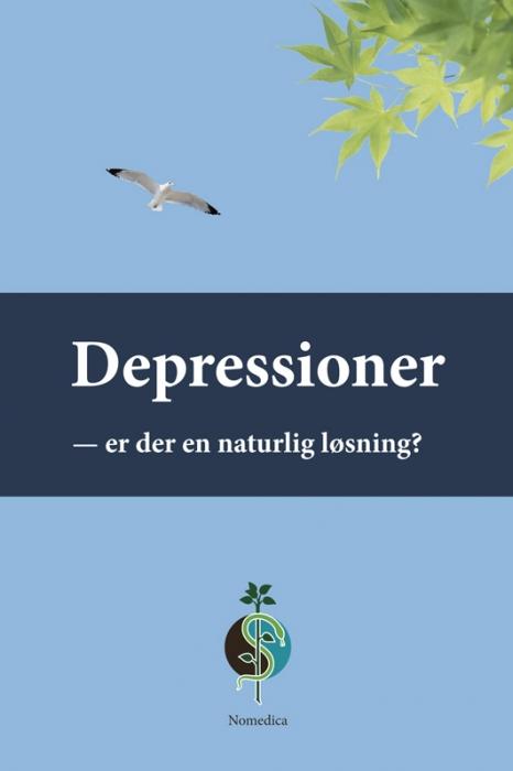 Depressioner - er der en naturlig løsning? (Bog)