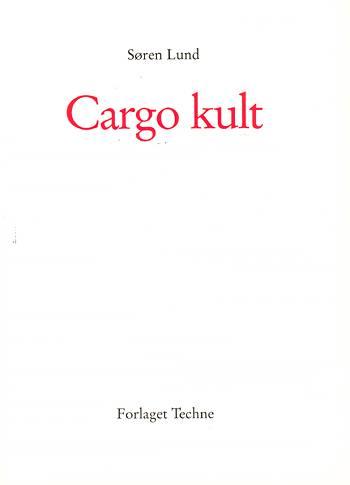 Cargo kult (Bog)