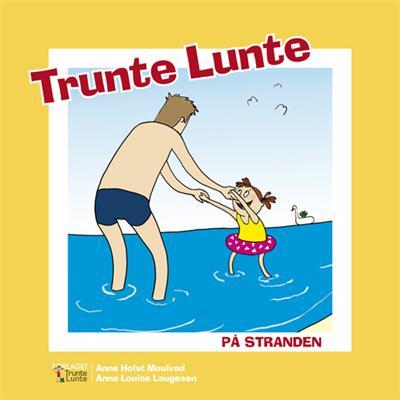 Image of Trunte Lunte på stranden (Bog)