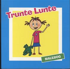 Image of Trunte Lunte malebog (Bog)
