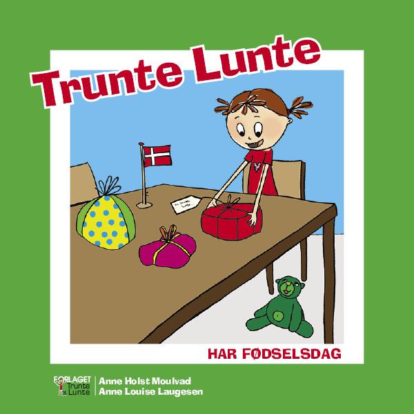 Image of Trunte Lunte har fødselsdag (Bog)