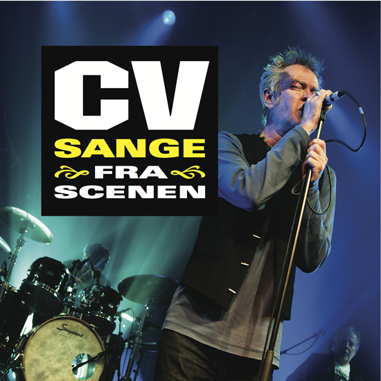 Image of   CV Sange - fra scenen (Lydbog)