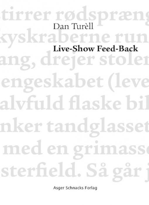 Live-Show Feed-Back (Bog)