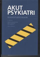 Image of   Akut psykiatri (Bog)
