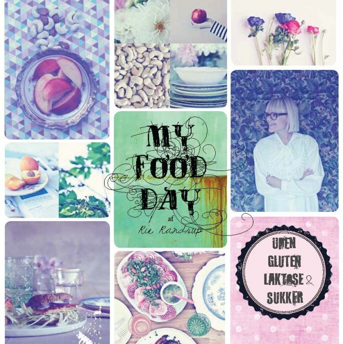 My Food Day (Bog)