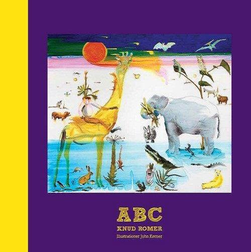 Image of   ABC - luksus, Knud Romer (Bog)