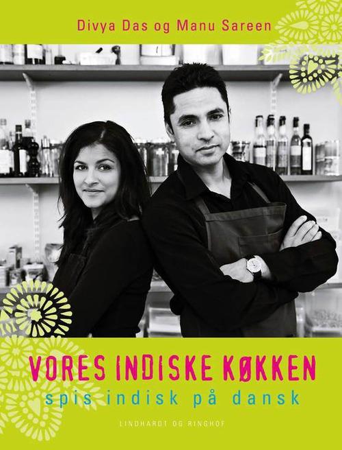 Vores indiske køkken (Bog)