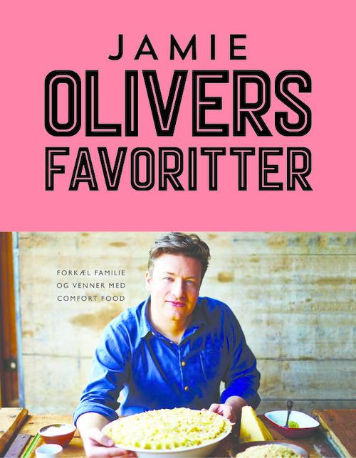 Jamie Olivers favoritter (Bog)
